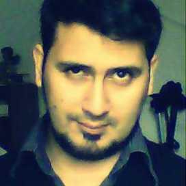 Retrato de Fabian Bogado