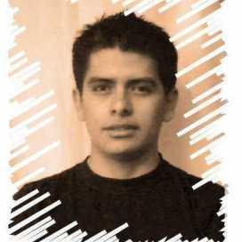 Retrato de Alexander Gonzales