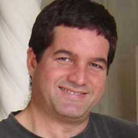 Retrato de José Manuel Oubiña