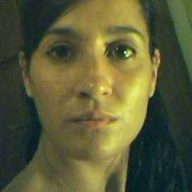 Retrato de Mariela Ratto