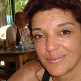 Retrato de María Elena Romano