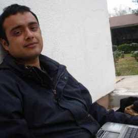 Retrato de Teo Aguilar