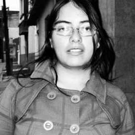 Retrato de Gabriela Diaz