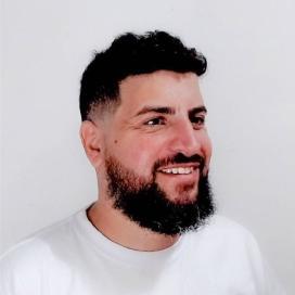 Retrato de Javier Mizerniuk