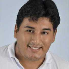 Retrato de Ricardo Sanjines