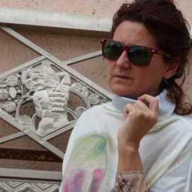 Retrato de Claudia García Lange