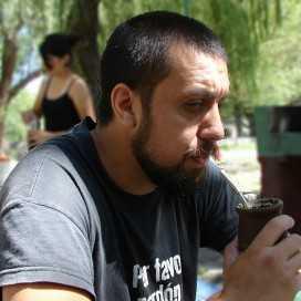Retrato de Fernando Miguel Pereyra