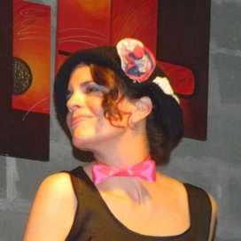 Retrato de Mónica Álvarez Garaguso