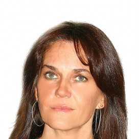 Retrato de Silvia Podestá