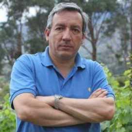 Retrato de Jorge Peña