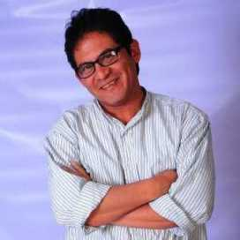 Retrato de Hector Molina Ramos