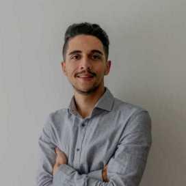 Retrato de Andrés Felipe Franco Sarabia