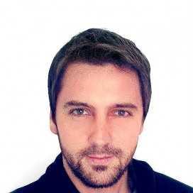 Retrato de Lucas Nikitczuk