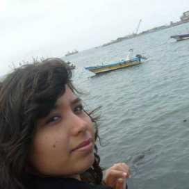 Retrato de Yessica Moreno