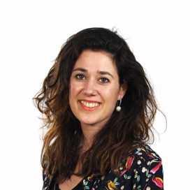 Retrato de Leire Fernández Iñurritegui