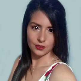 Retrato de Hellen Ceballos