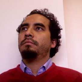 Retrato de Hector Aguilar