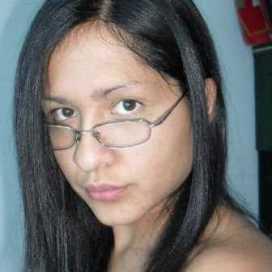 Retrato de Alejandra Tadeo