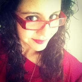 Retrato de Diana Saucedo
