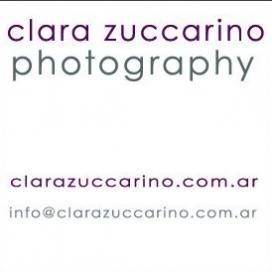 Retrato de Clara Zuccarino