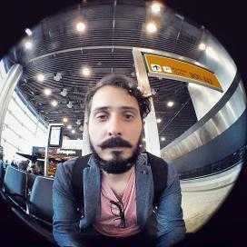 Retrato de Martín Nicolás Robledo
