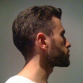 Retrato de Alejandro De Lorenzo