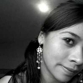 Retrato de Lidia Martinez